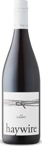 Haywire Gamay Secrest Mountain Vineyard 2018, BC VQA Okanagan Valley  Bottle
