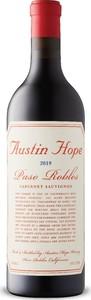 Austin Hope Cabernet Sauvignon 2019, Paso Robles Bottle