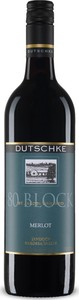 Dutschke 80 Block St. Jakobi Vineyard Merlot 2016, Lyndoch, Barossa Valley Bottle