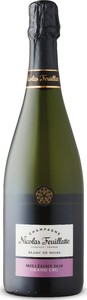 Nicolas Feuillatte Blanc De Noirs Grand Cru Champagne 2010, Ac, France Bottle