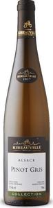 Cave De Ribeauville Collection Pinot Gris 2017, Ac Alsace Bottle