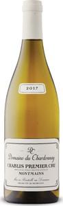 Domaine Du Chardonnay Montmains Chablis Premier Cru 2017, Ac Bottle
