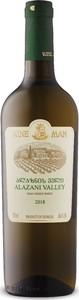 Alazani Valley Semi Sweet White 2018, Kakheti Bottle