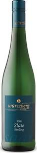 Wuertzberg Slate Riesling 2016, Saar Valley, Qualitätswein Bottle