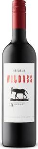 Wildass Merlot 2019, VQA Niagara Peninsula Bottle