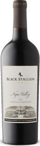 Black Stallion Cabernet Sauvignon 2017, Napa Valley Bottle
