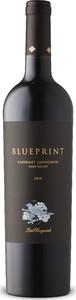 Lail Blueprint Cabernet Sauvignon/Merlot 2018, Napa Valley Bottle