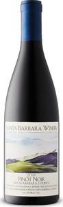 Santa Barbara Winery Pinot Noir 2018, Santa Barbara County Bottle