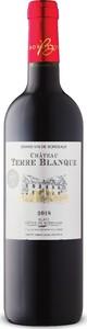 Château Terre Blanque 2018, Ac Blaye Côtes De Bordeaux Bottle