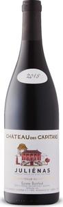 Georges Duboeuf Château Des Capitaines Juliénas 2018, Estate Bottled, Ac Bottle