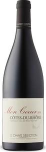 J.L. Chave Sélection Mon Coeur Côtes Du Rhône 2018, Ac Bottle