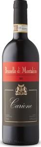 Carione Brunello Di Montalcino 2015, Docg Bottle