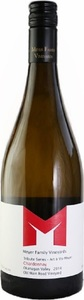 Meyer Family Chardonnay Tribute Series Gordon A. Smith 2018 Bottle