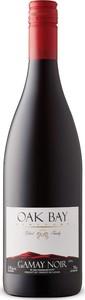 Oak Bay Gamay Noir 2019, Okanagan Valley Bottle