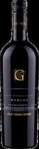 Gray Monk Odyssey Merlot 2018, BC VQA Okanagan Valley Bottle