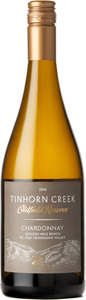 Tinhorn Creek Oldfield Reserve Chardonnay 2018, Okanagan Valley Bottle