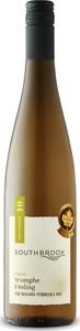 Southbrook Vineyards Organic Triomphe Riesling 2020, Niagara Peninsula Bottle