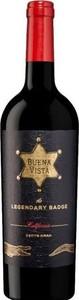 Buena Vista Legendary Badge Zinfandel 2019, California Bottle