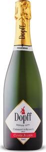 Dopff Au Moulin Cuvée Julien Brut Crémant D'alsace Traditional Method, Ac Alsace Bottle
