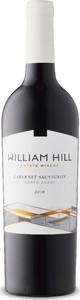 William Hill Cabernet Sauvignon 2018, North Coast Bottle