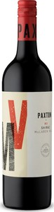 Paxton Mv Shiraz 2019, Mclaren Vale Bottle