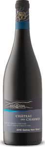 Château Des Charmes St. David's Bench Vineyard Gamay Noir Droit 2018, VQA St. David's Bench, Niagara On The Lake Bottle