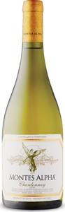 Montes Alpha Chardonnay 2018, Casablanca Valley Bottle