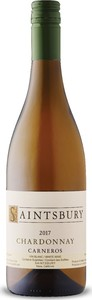 Saintsbury Chardonnay 2017, Unfiltered, Carneros Bottle