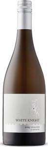 The White Knight Viognier 2019, Clarksburg Bottle