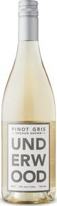 Underwood Pinot Gris 2019, Oregon Bottle