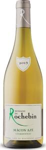 Domaine De Rochebin Chardonnay Mâcon Azé 2019, Ac, Burgundy Bottle