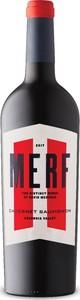 Merf Cabernet Sauvignon 2017, Columbia Valley Bottle