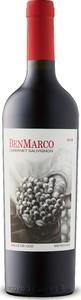 Benmarco Cabernet Sauvignon 2019, Valle De Uco Bottle
