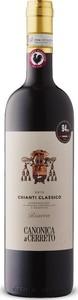 Canonica A Cerreto Chianti Classico Riserva 2015, Docg Bottle