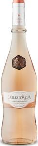 Gassier Sables D'azur Rosé 2020, Ap Côtes De Provence Bottle
