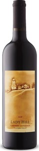 Lady Hill Cabernet Sauvignon 2016, Columbia Valley Bottle