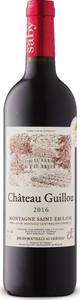 Château Guillou 2016, Ac Montagne Saint émilion Bottle