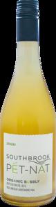Southbrook Organic Pét Nat Bubbly Bottled On Its Lees 2020, VQA Lincoln Lakeshore, Niagara Peninsula Bottle