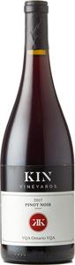 Kin Vineyards Pinot Noir 2019, VQA Ottawa Valley Bottle