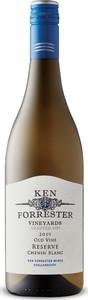 Ken Forrester Old Vine Reserve Chenin Blanc 2020, W.O. Bottle