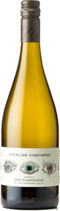 Sperling Vision Series Chardonnay 2018, BC VQA Okanagan Valley Bottle