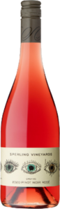 Sperling Vision Series Organic Pinot Noir Rosé 2020 Bottle