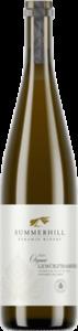 Summerhill Organic Gewurztraminer 2020, BC VQA Okanagan Valley Bottle