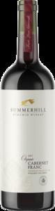 Summerhill Organic Cabernet Franc 2018, VQA Okanagan Valley  Bottle