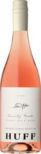 Huff Estates County Roads Pinot Noir Rose 2020, VQA Prince Edward County Bottle