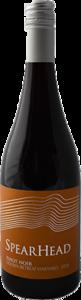 Spearhead Winery Pinot Noir Golden Retreat Vineyard 2019, BC VQA Okanagan Valley Bottle