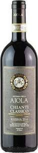 Fattoria Della Aiola Chianti Classico Riserva 2017, Docg Chianti Classico Bottle