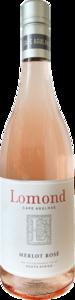 Lomond Merlot Rose 2021, Wo Cape Agulhas Bottle