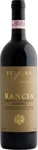 Fèlsina Berardenga Rancia Chianti Classico Riserva 2018, Docg Chianti Classico Bottle