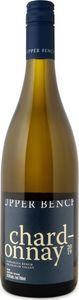 Upper Bench Chardonnay 2019, BC VQA Naramata Bench, Okanagan Valley Bottle